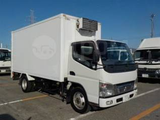Mitsubishi Fuso Canter. , 4 900куб. см., 3 000кг., 4x4. Под заказ
