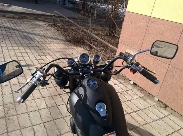 Motoland Wolf 250. 250куб. см., исправен, птс, без пробега. Под заказ