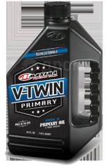 Масло моторное Maxima V-Twin Primary Oil (для трансмиссий и картера)