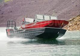 Водомётный катер SJX 2884