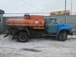 ЗИЛ 431412. Продам бензовоз, 5 000кг., 4x2