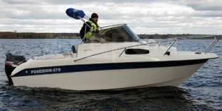 Купить катер (лодку) Бестер-570 (Посейдон)