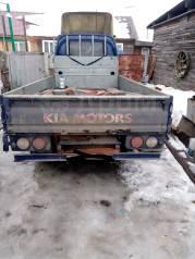 Kia Bongo III. Грузовик Kia Bongo, 2 900куб. см., 1 500кг., 4x2