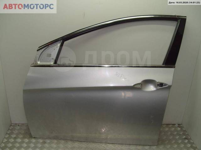 Дверь боковая. Hyundai i40, VF D4FD, G4FD, G4NC. Под заказ