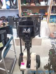 Лодочный мотор Hangkai 3.6 л. с. В наличии!