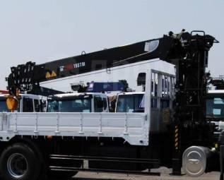 Крано- манипуляторная установка HIAB 190TM (7800 кг)/ Новая