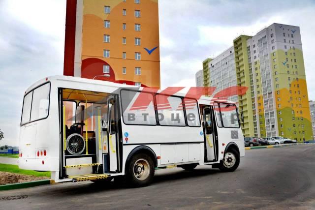 ПАЗ 4234. Автобус с возможностью перевозки маломобильных людей., 48 мест, В кредит, лизинг. Под заказ