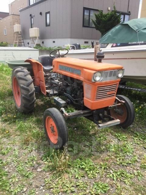 Kubota. Мини трактор L-240 1996 год, 24 л.с.
