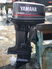 Yamaha. 140,00л.с., 2-тактный, бензиновый, нога X (635 мм)
