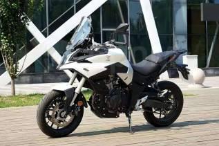 Мотоцикл VOGE 500DS, 2020