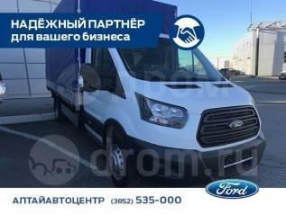 Ford Transit. Бортовой платформа с тентом, 2 200куб. см., 1 998кг., 4x2
