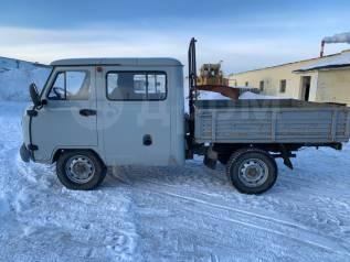 УАЗ-390945 Фермер. Продаётся УАЗ Фермер 390945, 2 700куб. см., 4x4