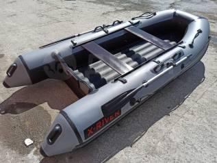 X-River Agent 340. 2018 год, длина 3,40м., двигатель подвесной