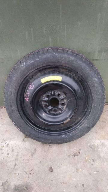 Запасное колесо 155/70R17 (докатка). Новое. Сверловка 5х114,3. Оригина