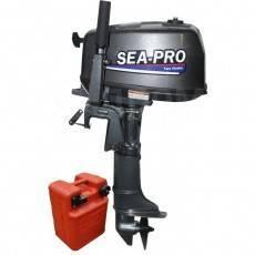 Подвесной лодочный мотор Sea-Pro (Сиа-Про) Т 5S в наличии