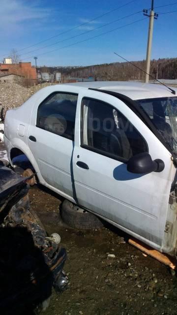 Дверь боковая. Renault Logan, L8, LS0G/LS12, LS0H, LS1Y D4F, H4M, K4M, K7J, K7M, K7M812, K9K