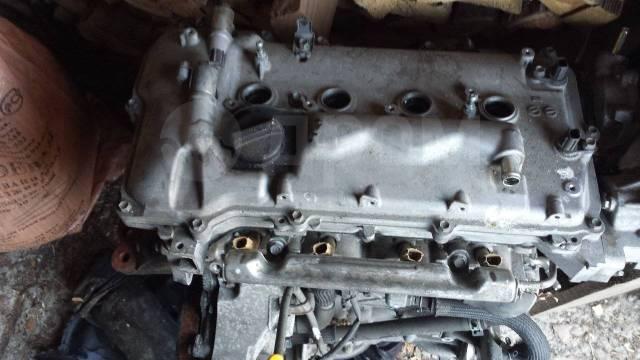 Двигатель в сборе. Toyota Allion, NZT260, ZRT260, ZRT261, ZRT265 1NZFE, 2ZRFAE, 2ZRFE, 3ZRFAE