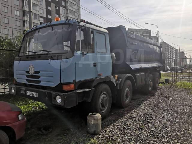 Tatra T815. , 12 667куб. см., 25 000кг., 8x8