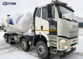 FAW. Автобетоносмеситель на базе CA3310 8х4 2020 г. в., 11 000куб. см., 12,00куб. м.