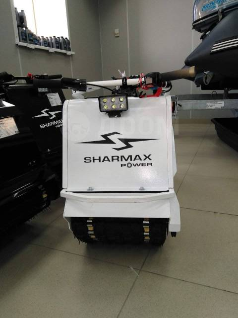 Sharmax. исправен, без псм, без пробега