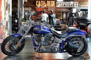 Harley-Davidson CVO Breakout, 2014