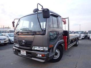 Nissan Diesel Condor. Nissan_diesel Condor, 6 400куб. см., 5 000кг., 4x2. Под заказ