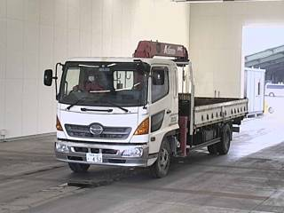 Hino Ranger. HINO Ranger, 8 000куб. см., 5 000кг., 4x2. Под заказ