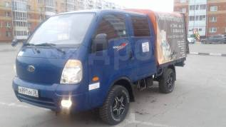 Kia Bongo. Продается грузовик Киа Бонго 3 двухкабинный грузовой-бортовой, 2 900куб. см., 1 000кг., 4x4
