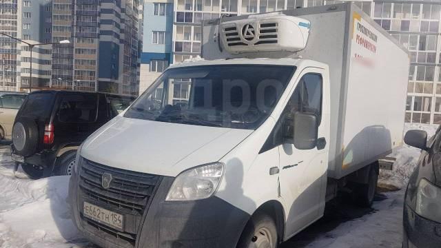 ГАЗ ГАЗель Next A21R22. Продам Газель NEXT-рефрижератор, 1 496куб. см., 1 500кг., 4x2