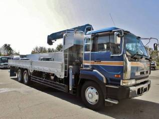 Nissan Diesel Big Thumb. HINO Profia Basegrade Манипулятор во Владивостоке, 21 200куб. см., 14 000кг., 4x2. Под заказ