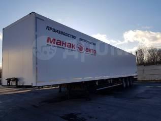 Manac-Auto. Изотерма Manac 8794TC без ХО 3 оси SAF в наличии!, 31 000кг.