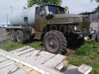 Урал 4320. Продаётся Урал ассенизатор