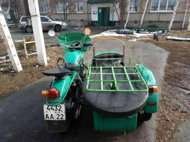 Урал М-67 36. 649куб. см., исправен, птс, с пробегом