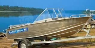 Купить лодку (катер) Wyatboat-490 TPro
