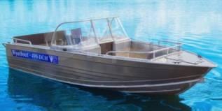 Купить лодку (катер) Wyatboat-490 TDCM