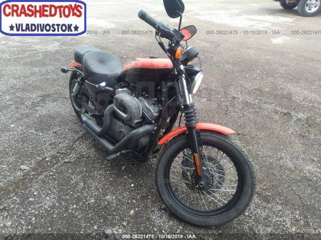 Harley-Davidson Sportster 1200 Nightster XL1200N. 1 200куб. см., исправен, птс, без пробега