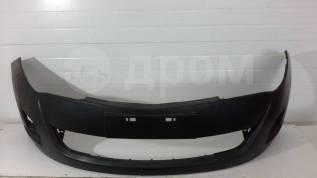 Бампер передний Chery A13 чёрный