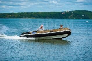 Лодка РИБ Stormline Standard 340 (no console) AL