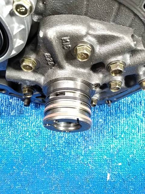 Насос АКПП. Subaru: Impreza WRX, Forester, Legacy, Outback, Impreza, Exiga, Legacy B4 EJ255, EJ201, EJ202, EJ203, EJ204, EJ205, EJ20J, EJ251, EJ253, E...