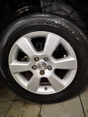 "Колеса Lexus RX оригинал, Шины Danlop sport 270. 6.5x17"" 5x114.30 ET35 ЦО 60,1мм."