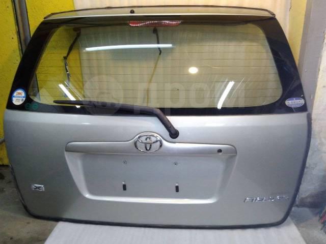 Дверь багажника Toyota Corolla Fielder не требует покраски (1D9)