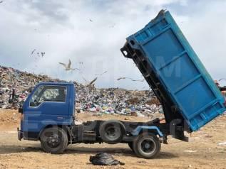 Вывоз мусора, хлама, любое количество! Свой автопарк! Грузчики!