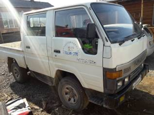 Toyota Dyna. Продам грузовик бортовой таёта Дюна.91г, 2 400куб. см., 1 500кг., 4x2