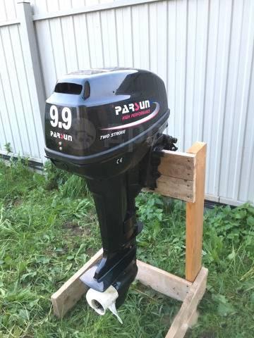 Parsun. 9,90л.с., 2-тактный, бензиновый, нога S (381 мм), 2018 год