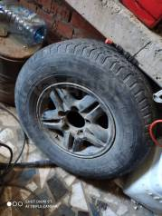 Запасное колесо на Lexus Lx-470