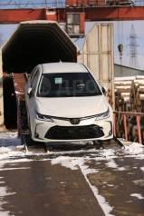 Отправка автомобилей по ЖД из Хабаровска