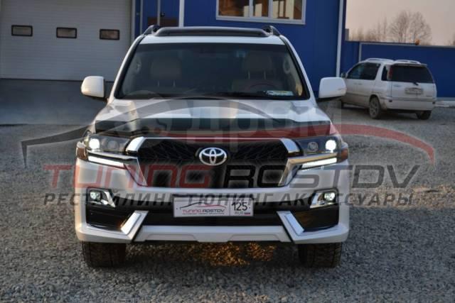Кузовной комплект. Toyota Land Cruiser, URJ202, URJ202W, UZJ200, UZJ200W, VDJ200. Под заказ