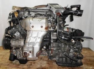 Двигатель Toyota 3S-GE с АКПП и навесным