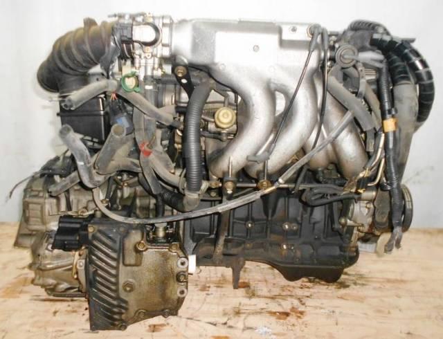 Двигатель в сборе. Toyota: Vista, Carina, Corona, Caldina, Camry, Carina ED, Corona Exiv 3SFE