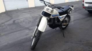 Suzuki DR 250, 1982
